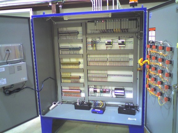 Waterflood project uses automated SCADA system