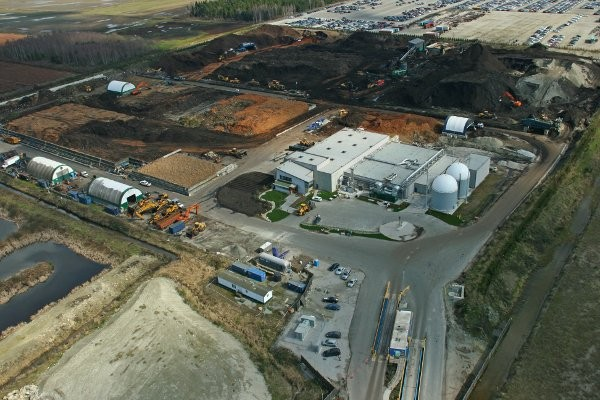 Harvest Power launches North America's largest commercial-scale high solids anaerobic digester and compost facility