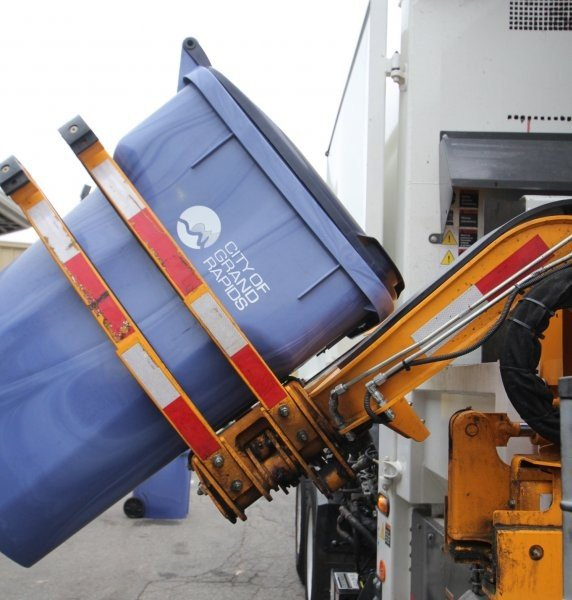 Award-winning Pay-As-You-Throw, RFID-based program provides  disincentive for waste production