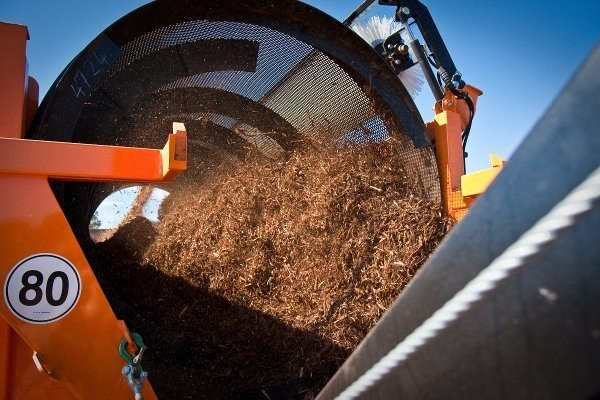 Star Screen Insert takes process time from one week to one day and maintains product quality for organics recycler