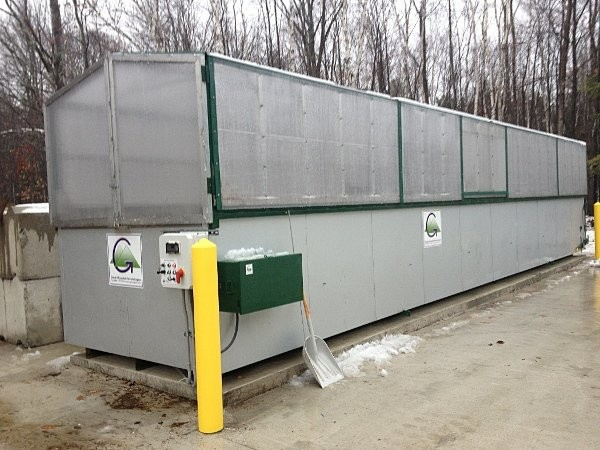 BuildingGreen names Green Mountain Technologies' Earth Flow Composting System one of its Top Ten Products for 2014
