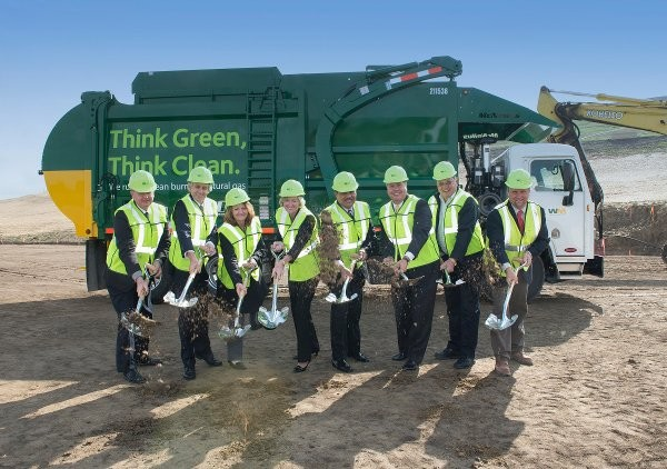Waste Management to build renewable natural gas facility