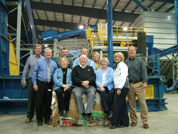 E.L. Harvey & Sons opens 55-tons per day recycling facility in Ohio