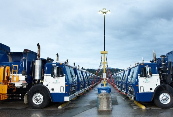 Natural gas trucks cold weather performance highlighted in new report