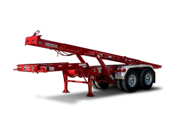 Galbreath's Series 200 Roll-Off trailer