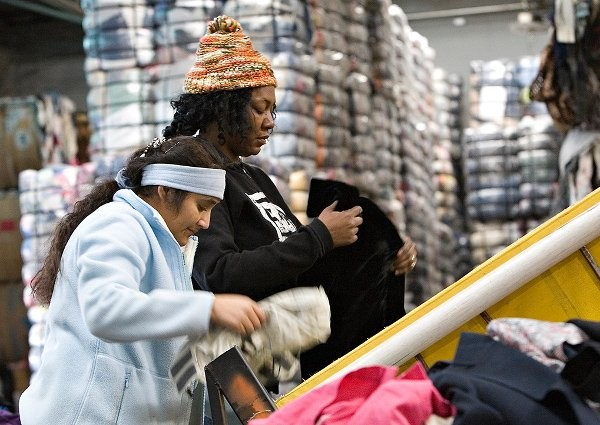 San Francisco aims to eliminate used clothing and household textiles from landfills by 2020