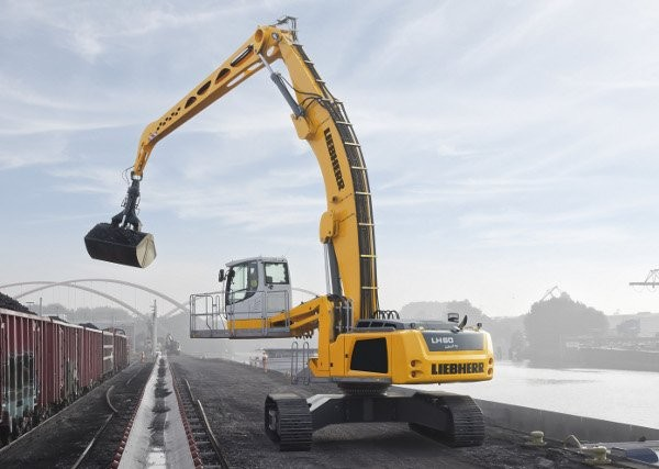 Liebherr to show LH 40 M and LH 60 C material handlers at Conexpo 2014