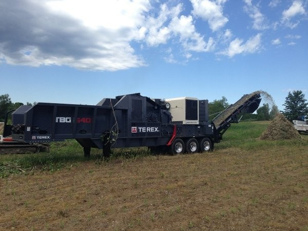 TEREX ENVIRONMENTAL EQUIPMENT EXPANDS DEALER COVERAGE IN  NORTH AMERICA