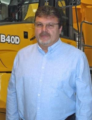 Neville Paynter, President of Bell Equipment North America (BENA)