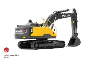 The EC380E tracked excavator from Volvo Construction Equipment