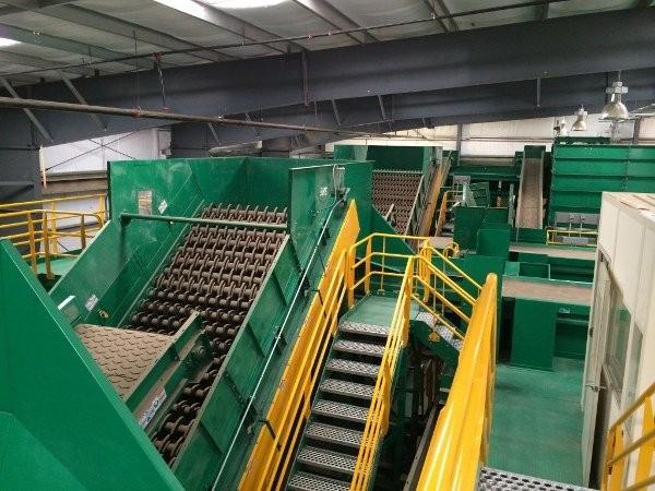 Metropolitan Recycling Opens Materials Recycling Facility