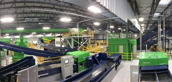 Montgomery celebrates opening of one of the most advanced MRFs in the U.S.