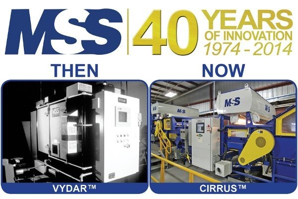 MSS celebrates 40 years of innovation