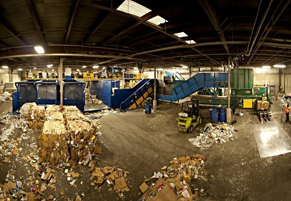 Bringing recycling up to speed