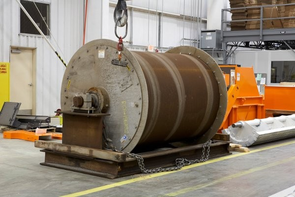 Ferrous Process & Trading keeps scrap drums running for over 15 years with upgrades from 5-Star Service Center
