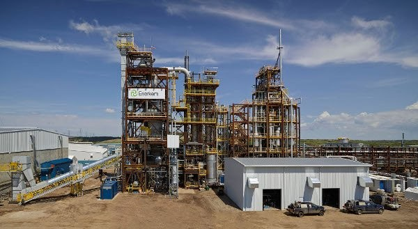 Enerkem launches world's first full-scale waste-to-biofuels and chemicals facility