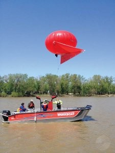 Alternative to aerial oil spill surveillance available