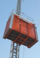Vertical hoist available in various configurations