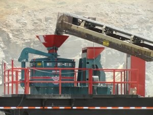 CEMCO Inc.'s Turbo 80 VSI Crusher produces consistent material economically and efficiently