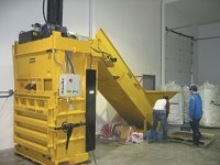 High density balers