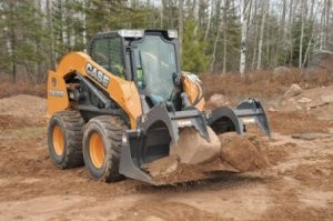 Case adds larger engines, Tier 4 upgrades to four Alpha Series skid steers and compact track loaders