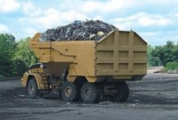 Refuse bodies designed for Cat articulated truck chassis