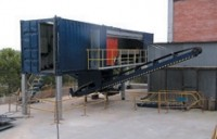 German-made self-contained separator available in N.A.