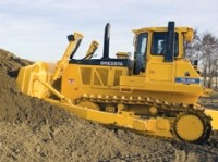 Crawler dozers deliver higher power and torque