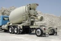 Lighter, rear discharge mixer handles larger loads