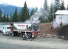 Blower trucks