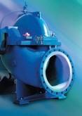 Split volute casing pumps