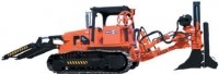 Self propelled utility plow