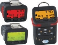 Gas detector offers automatic calibration