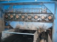 Ball bearings double uptime of tire shredders