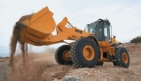 Tier 3 engine repower on compact wheel loaders