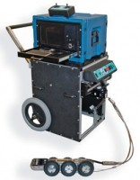 Mountable pipe inspection system