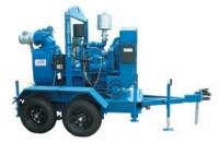 Dry prime trash pumps