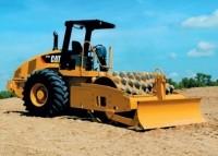 Production-class vibratory soil compactors