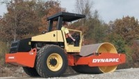 Soil compaction analyzer ensures top quality work