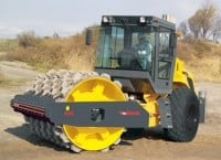 12-ton roller with extra long run time