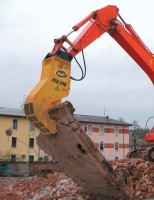 New line of attachments for demolition and scrap