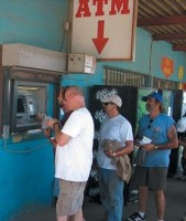Two-dimensional ATM technology now available at the scrapyard