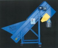 Complete glass crushing system