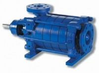 Pumps for seawater desalination have robust design
