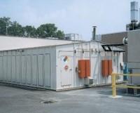 Containment units isolate hazardous materials