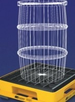 New spill containment scales for weighing chemicals