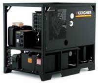 Dual-burner pressure washer
