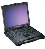 Rugged notebook with night vision