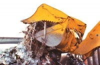 Demolition buckets add to loader fl exibility on the job