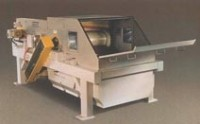 COMMERCIAL-SIZE EDDY CURRENT SEPARATOR